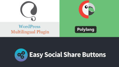 Multilingual Translate Come Up With Easy Social Share Buttons 4.1 3