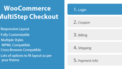 WooCommerce MultiStep Checkout Wizard v2.7.5 7