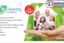 Cleaning Services v1.3 [WordPress Theme + RTL] 8