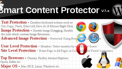 Smart Content Protector v7.9 - Pro WP Copy Protection