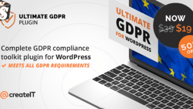 Ultimate GDPR v1.7.1 - Compliance Toolkit for WordPress