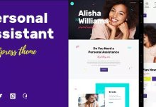 A.Williams v1.2.3 - A Personal Assistant & Administrative Services WordPress Theme 10