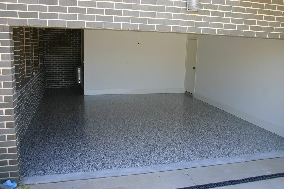 Concrete Garage Floor Sinking
