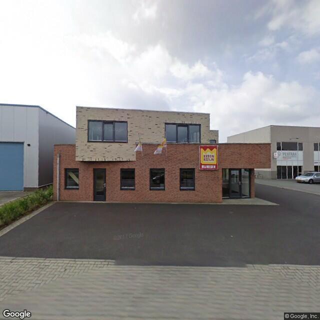 Numaga Kozijnen Nijmegen - Kroon Kozijn wordt Numaga Kozijnen vooraanzicht pand