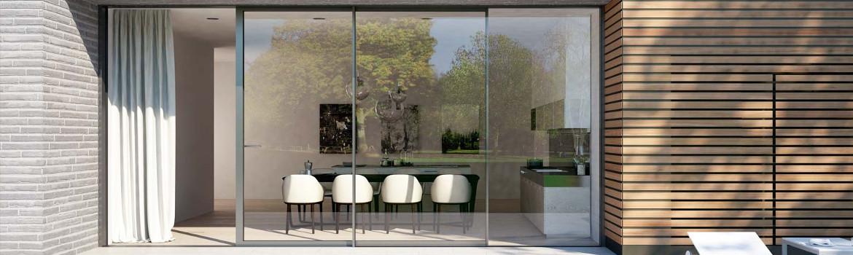 Numaga Kozijnen Nijmegen - Volop mogelijkheden om extra licht te creëren met schuifpuien