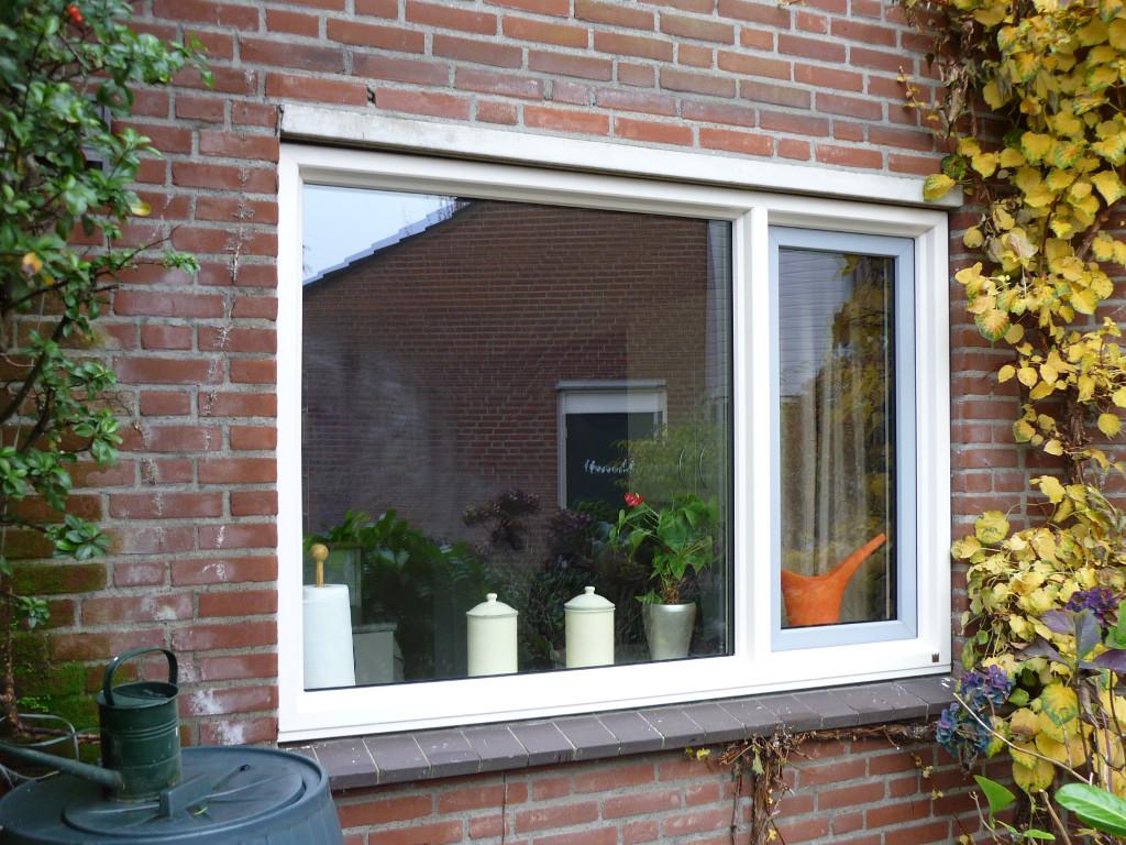 Numaga Kozijnen Nijmegen - Voorraam Kunststof kozijnen De Kamp Nijmegen