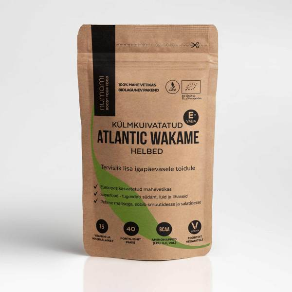 numami atlantic wakame
