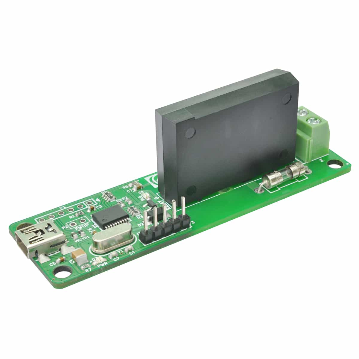 hight resolution of 1 channel usb powered solid state relay module