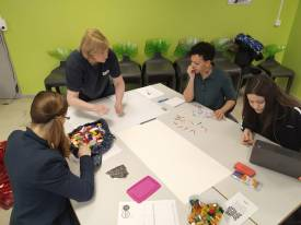 Hackathon aménagement des espaces scolaires