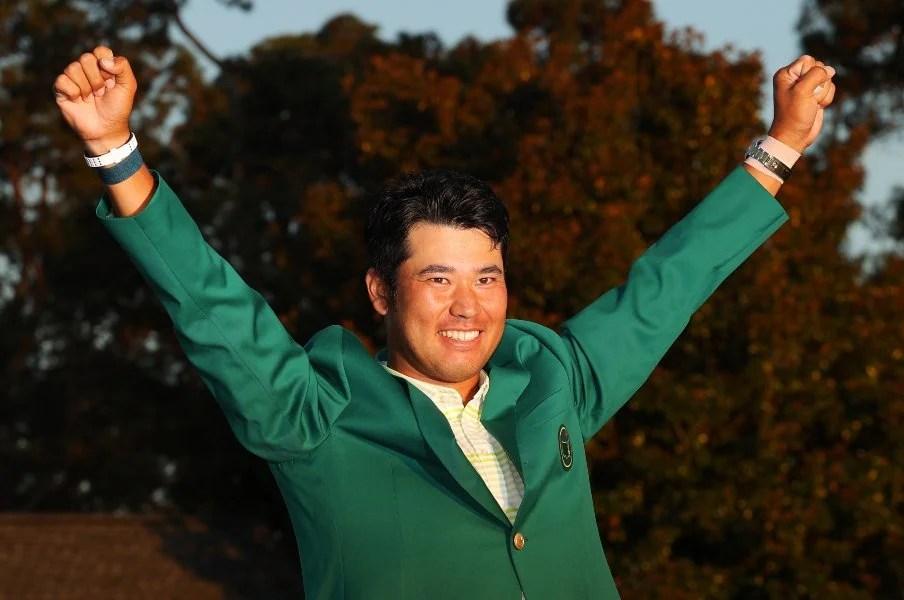 松山英樹マスターズ優勝】「ザ・マツヤマ」という名のショータイム…見事な勝ちっぷりを予感させた変化とは?「自分が正しいと思い過ぎていた」 - 男子ゴルフ - Number Web - ナンバー