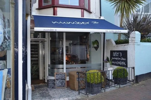 Number 3 Restaurant - Exterior 2