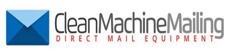 Clean Machine Mailing Logo
