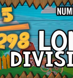 Numberock's Long Division Song   Divide [ 720 x 1280 Pixel ]