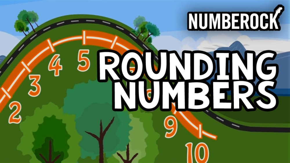 medium resolution of Rounding Decimals to the Nearest Tenth Song with Worksheet \u0026 Game