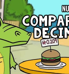 Comparing Decimals Song   Video Lesson by NUMBEROCK [ 1080 x 1920 Pixel ]