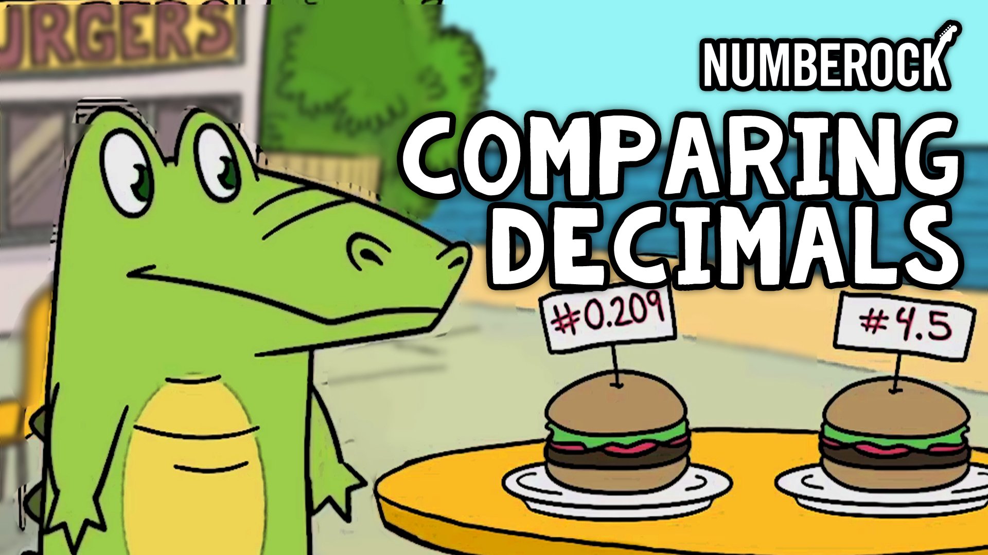 hight resolution of Comparing Decimals Song   Video Lesson by NUMBEROCK