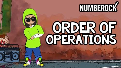 small resolution of Order of Operations Activities: PEMDAS Video