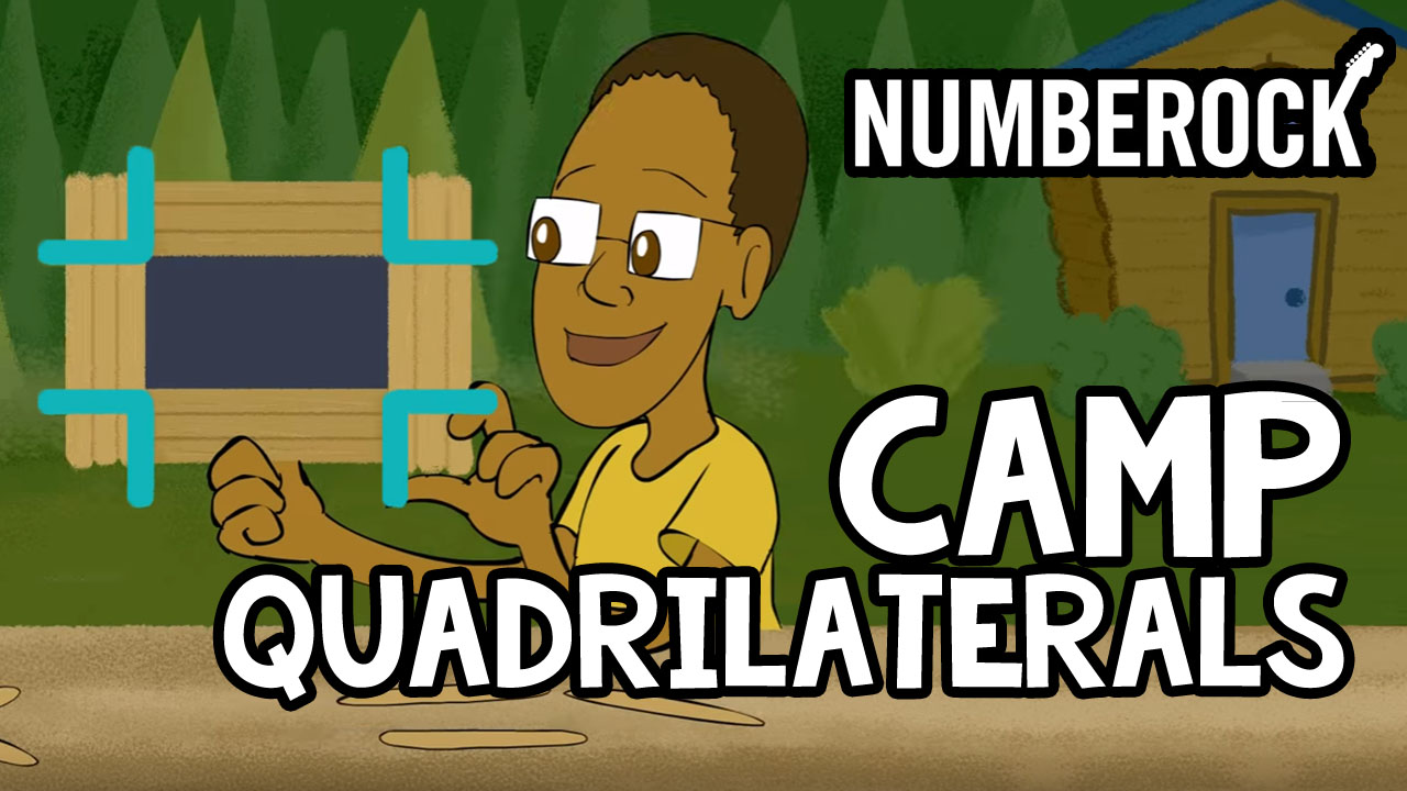 hight resolution of The Quadrilateral Song   Numberock's Types of Quadrilaterals Video