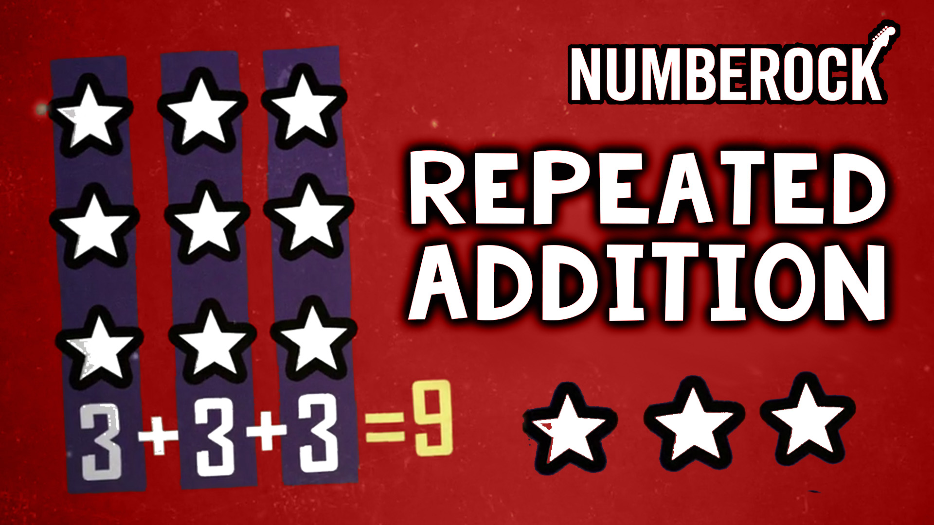 hight resolution of Repeated Addition Song   An Equal Groups Multiplication Video