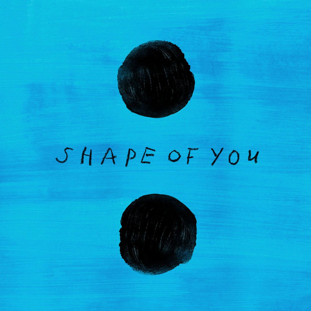 Ed Sheeran  Shape Of You Mp3 Dinle Indir  Number1