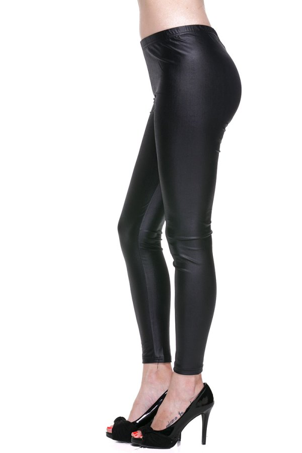 Liquid Pu Full Leggings