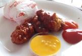 Fire Wings di Richeese Factory ini saya nobatkan sebagai The Best Chicken Wings in Town! :D