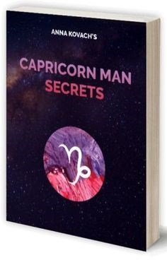 capricorn man secrets book