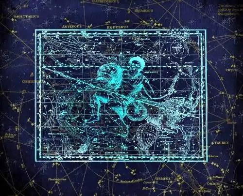 constellation of Aquarius
