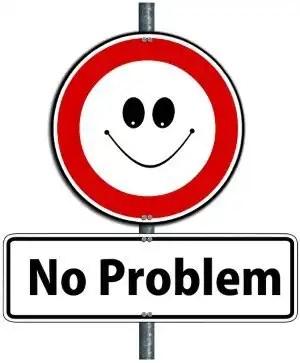 smile no problem balance number 3