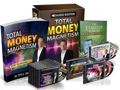 Total Money Magnetism Book