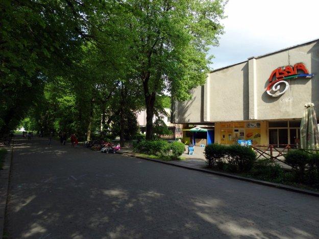 Park Stryjski we Lwowie