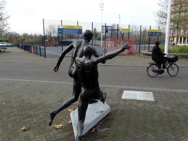 Pomnik Johana Cruyffa