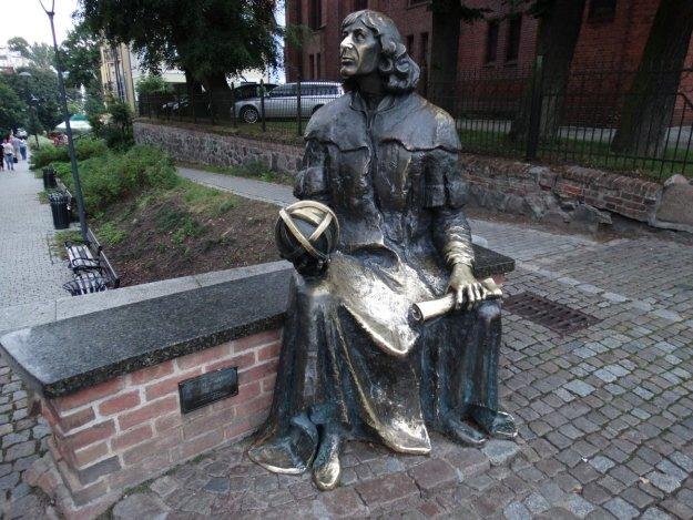 Kopernik, Olsztyn
