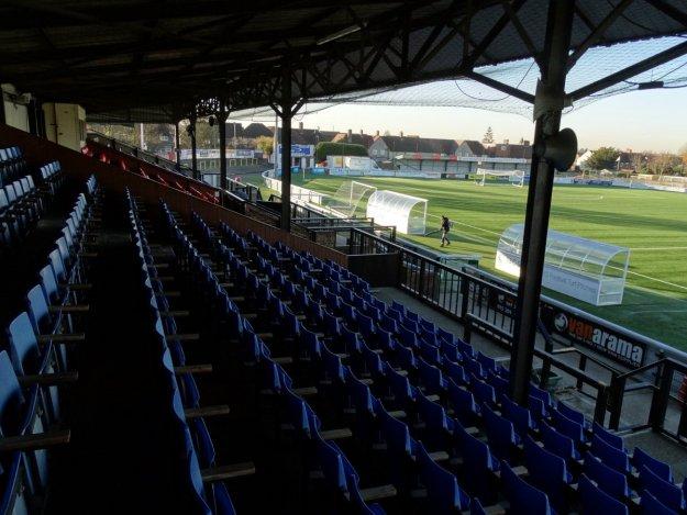 Stadion Sutton