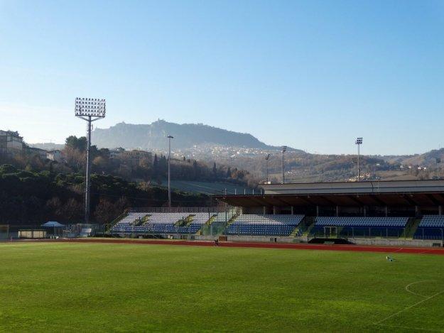 Stadio Olimpico, San Marino.