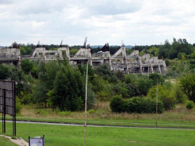 Wilno, stadion narodowy w Wilnie