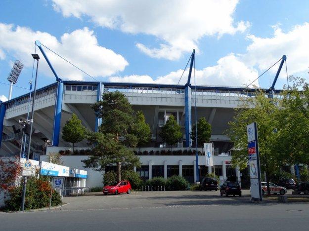 Frankenstadion, dziś Grundig-Stadion