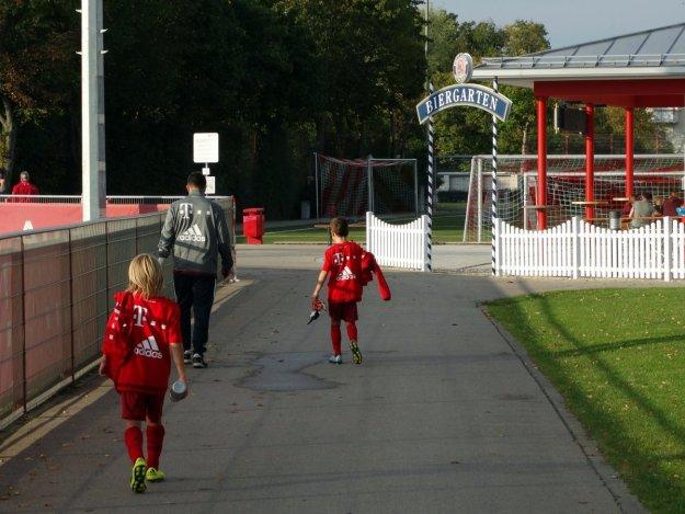 Centrum treningowe Bayernu Monachium