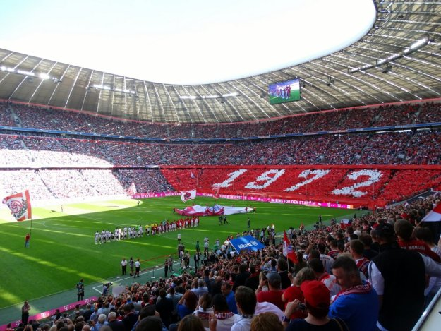 Allianz Arena Monchium