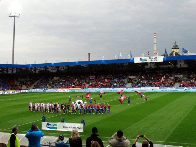 Stadion Viktorii Pilzno