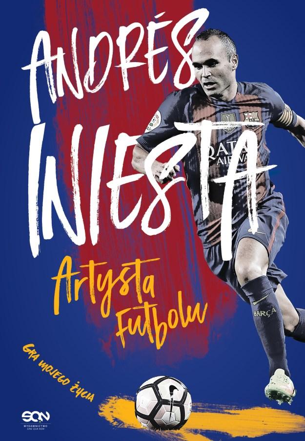Andres Iniesta. Artysta futbolu