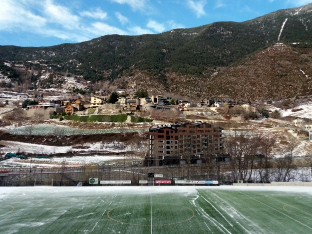Stadion w Andorze