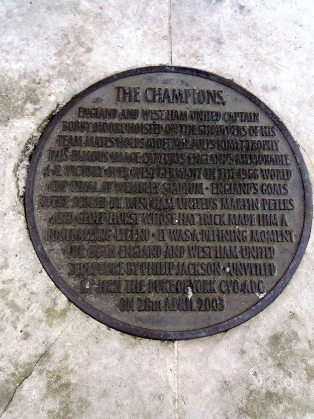 Pomnik West Ham