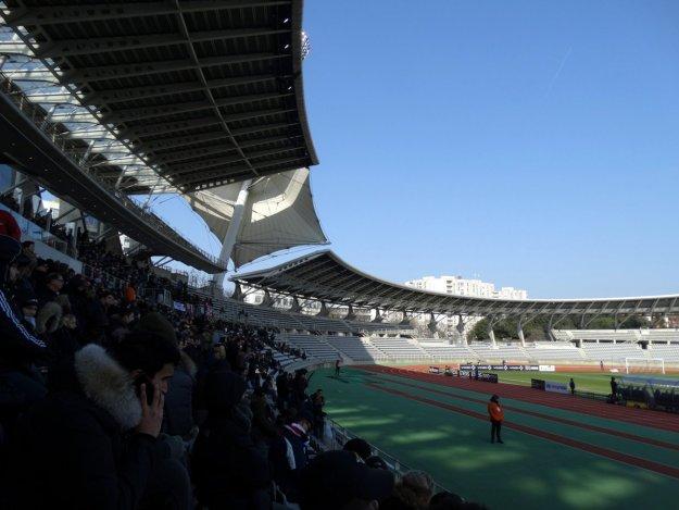 Paris FC, Stade Sébastien Charléty