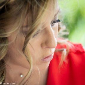 portrait de l'organisatrice du mariage