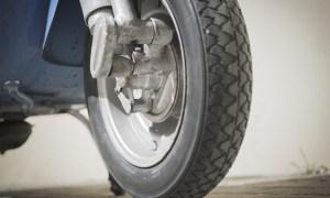 Vespa 50 Tyre