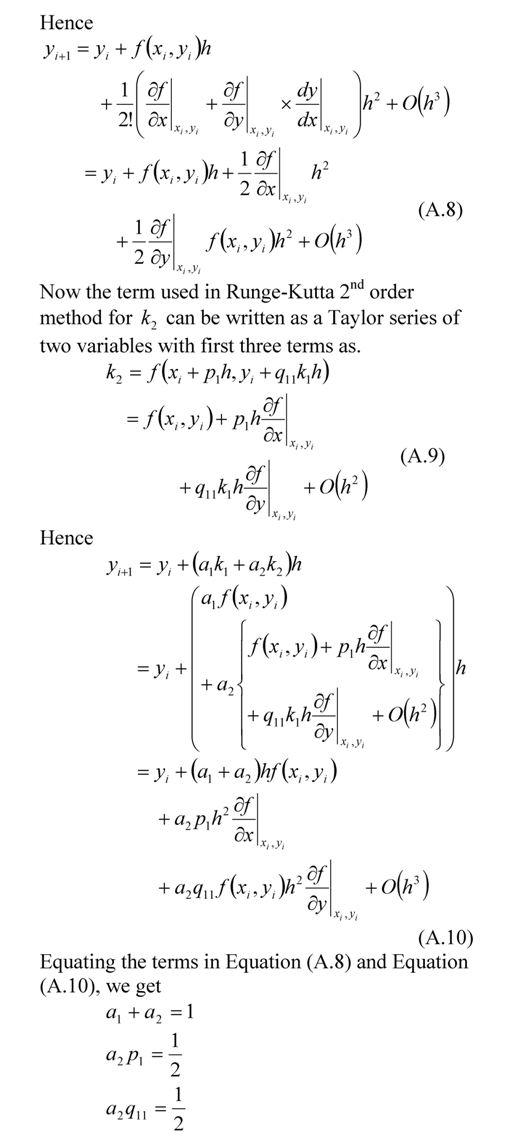 runge-kutta 2nd order method – The Numerical Methods Guy