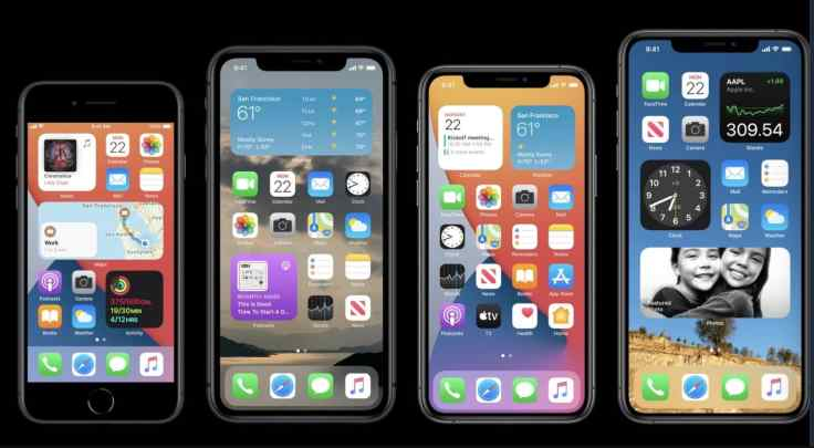 The updated iPhone experience with iOS 14