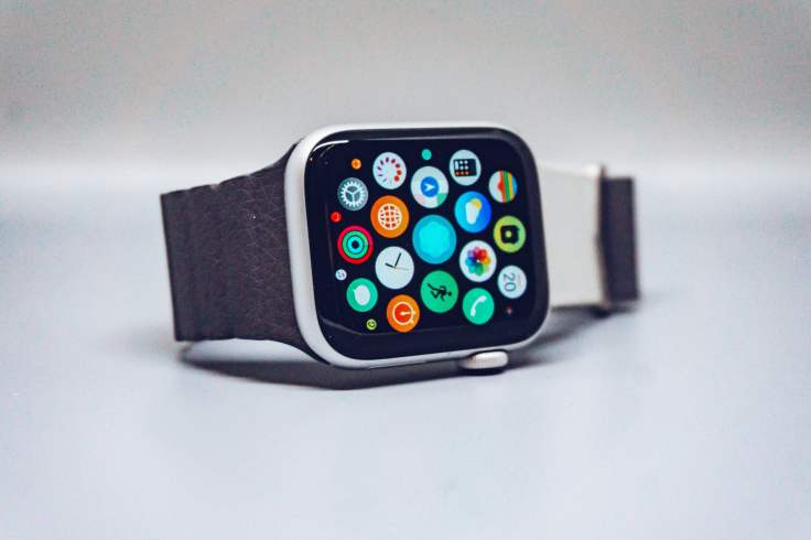 Apple Watch — A Product of Tim Cook's era - Photo from Simon Daoudi on Unsplash