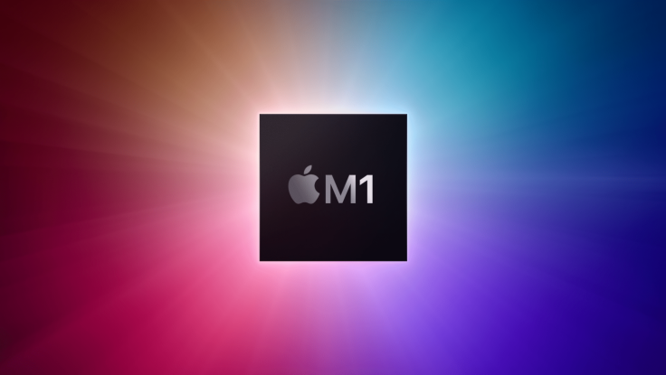 The Apple's M1 processor